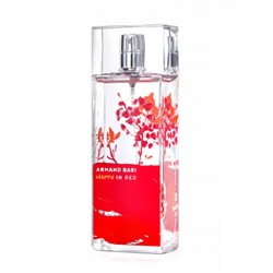 "Armand Basi ""Happy In Red"" for women 100 ml"