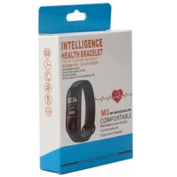 Фитнес - браслет INTELLIGENCE HEALTH BRACELET M3